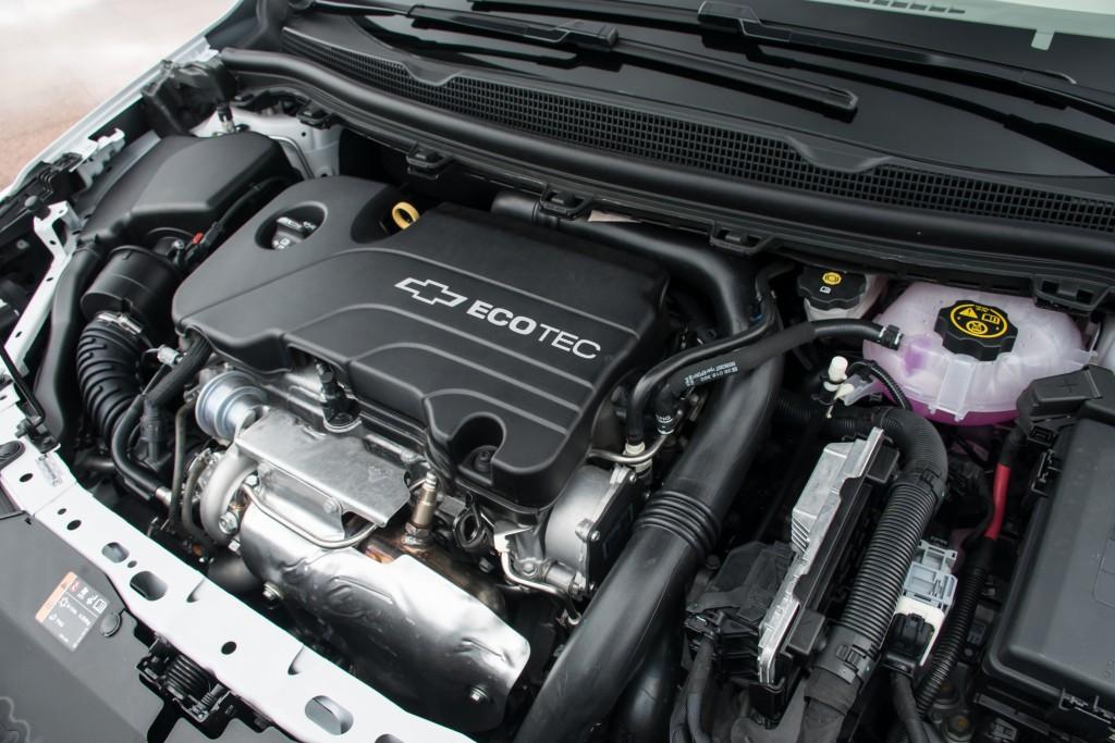 Motor o Ecotec 1.4 Turbo Flex gera desenvolve 153 cv de potência