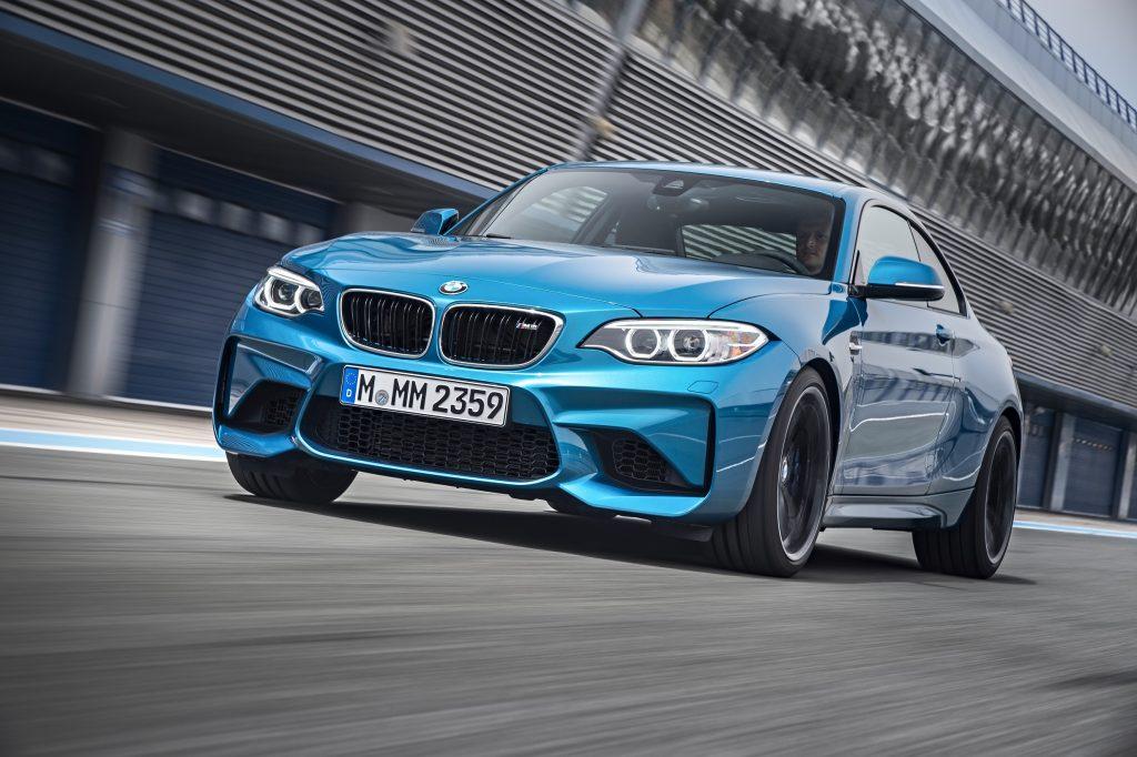 Novo BMW M2 Coupe 1