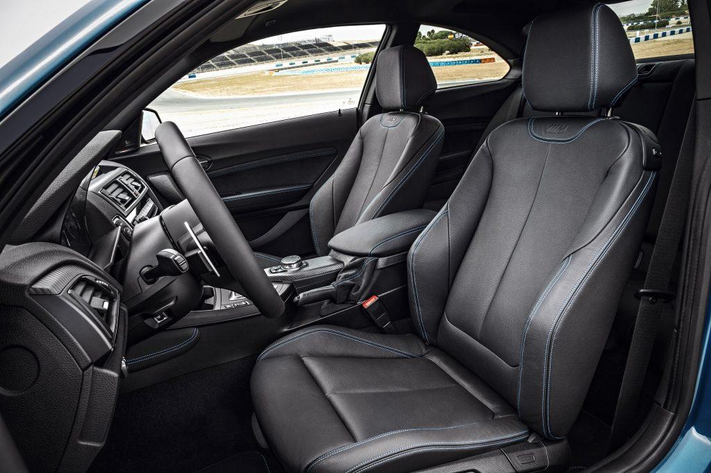Novo BMW M2 Coupe 12