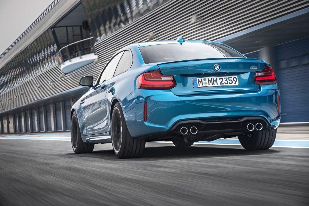 Novo BMW M2 Coupe 2