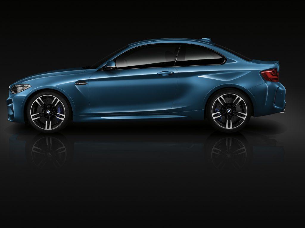 Novo BMW M2 Coupe 9