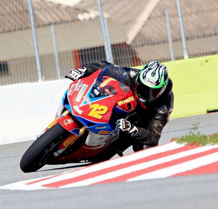 Para Bruno Teixeira, a pista é muito técnica e exige resistência física