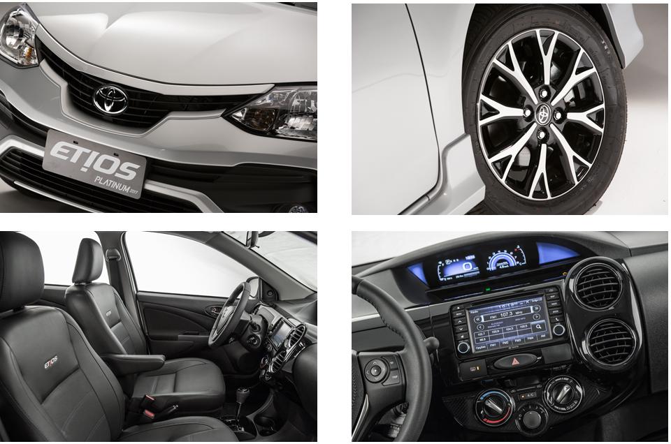 Todos os componentes foram desenvolvidos pelo time do Brasil no novo Centro Tecnológico da Toyota