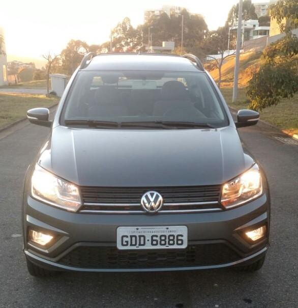 """A Volkswagen resolveu dar uma """"sacudida"""" na sua pick-up, criando um estilo próprio"""