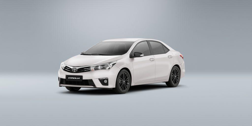 Série especial Corolla Dynamic já está disponível nas concessionárias por R$ 95.800