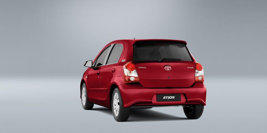 Etios Ready, disponível na carroceria hatchback com câmbio automático, chega por R$ 59.600