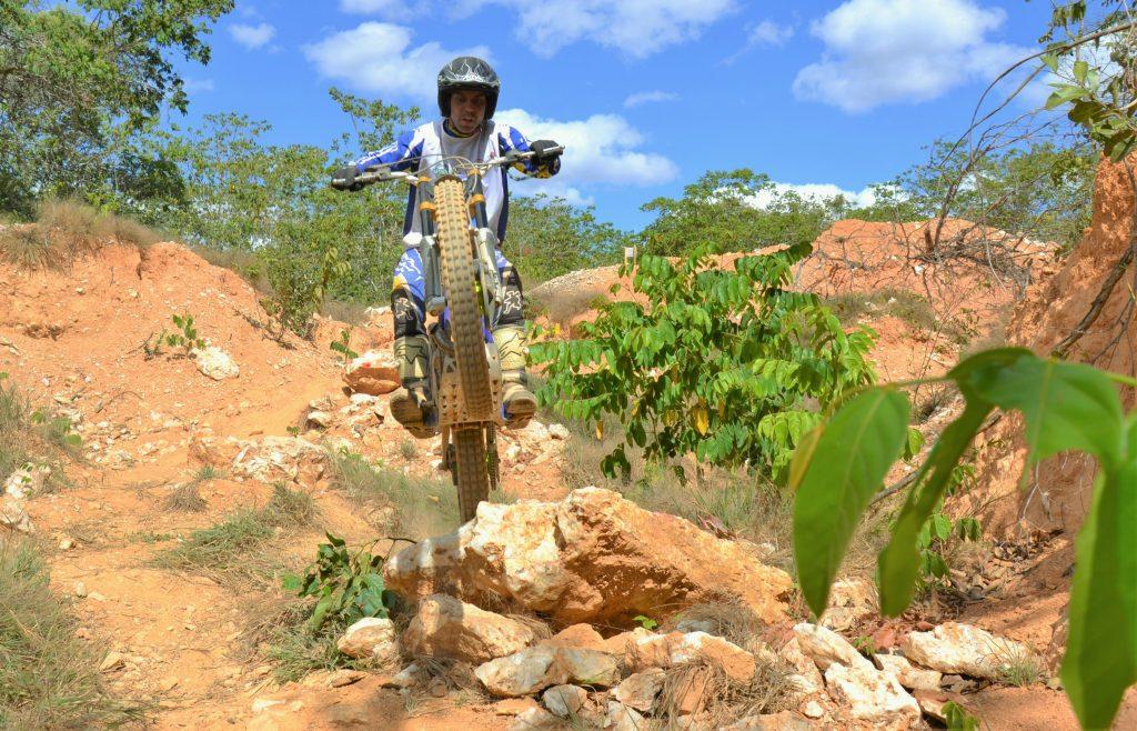 O carioca Wladymir Jasinki assumiu a liderança na categoria Avançados após vitória em Curvelo