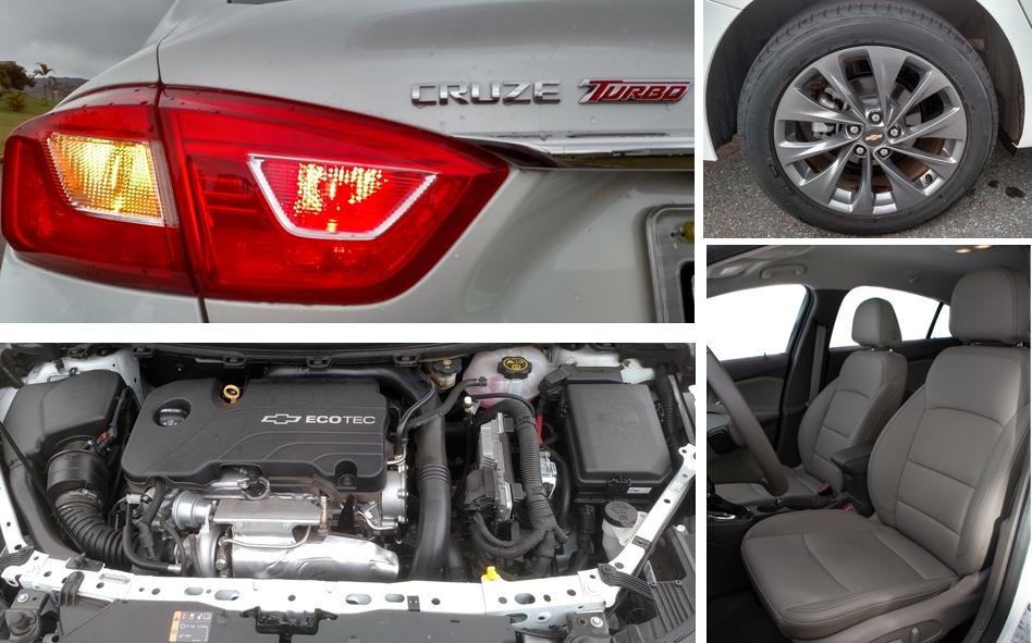 Motor de quatro cilindros 16V flex gera até 153 cv de potência, quando abastecido com etanol e 150 cv com gasolina