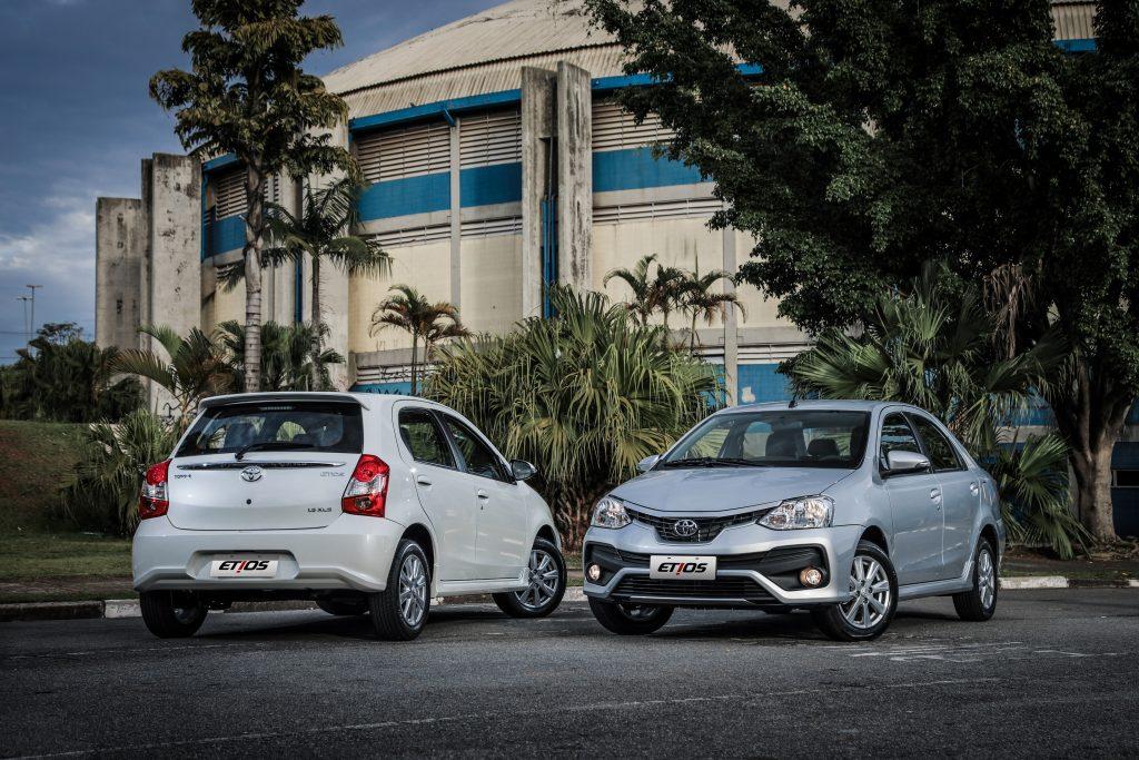A linha Etios 2018 procurou manter as principais características que fizeram o compacto crescer nas vendas em 2016