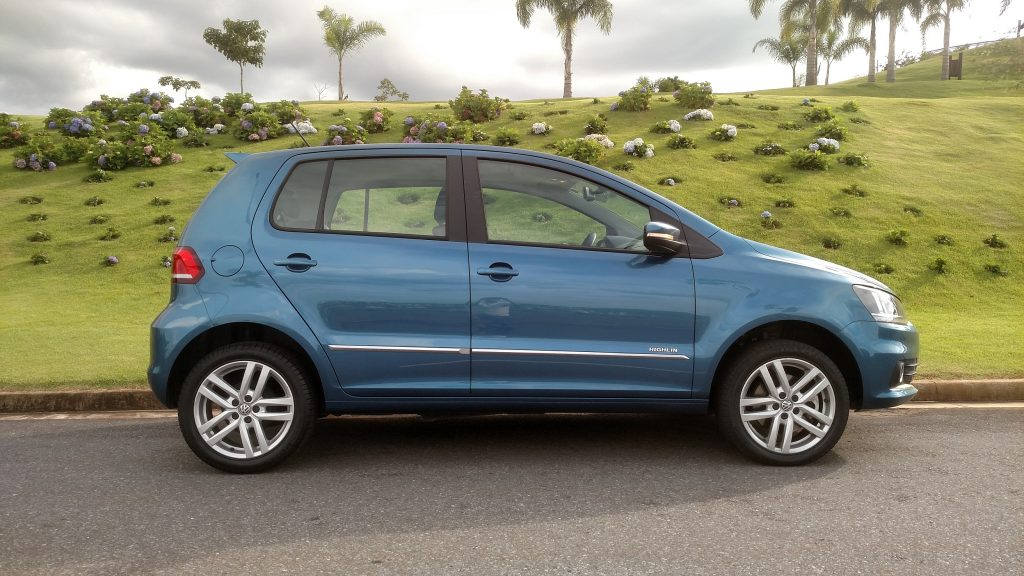 VW Fox Highline 2