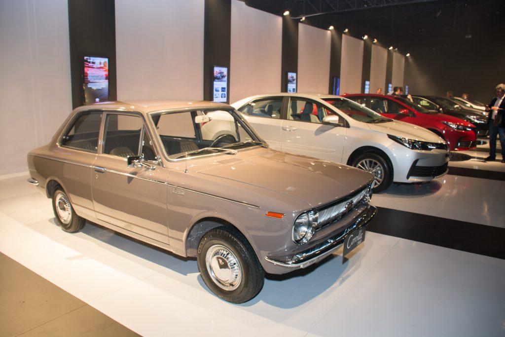 O Corolla é o sedã de maior sucesso da Toyota, com 9 milhões de unidades vendidas em todo o mundo