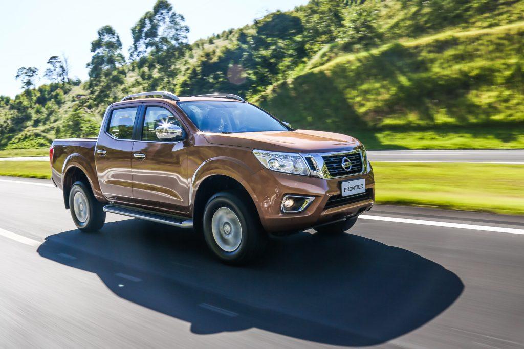 No trânsito rodoviário a nova pick-up faz 10,5 km/litro, segundo medições do Inmetro divulgados pelo fabricante