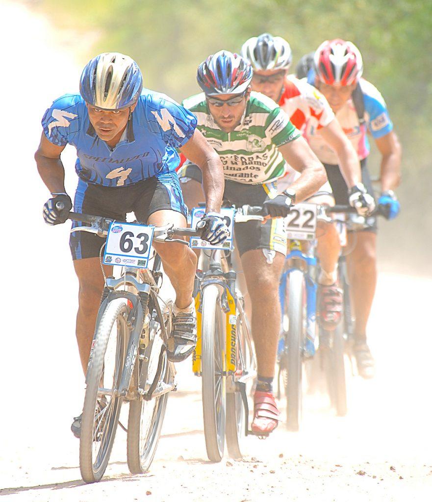 A prova terá dois tipos de percurso, mas ambos com forte exigência física dos bikers