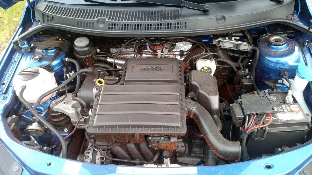 O eficiente motor 1.6 16V MSI gera potências de 110cv (gasolina) e 120cv (etanol), ambas a 5.750rpm; e torques máximos de 15,8kgfm (gasolina) e 16,8kgfm (etanol), ambos a 4.000rpm