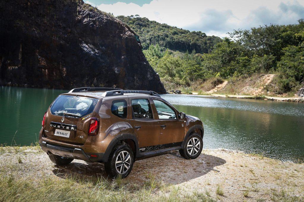 A Renault faz uma homenagem ao principal rali do mundo, onde já disputou cinco vezes