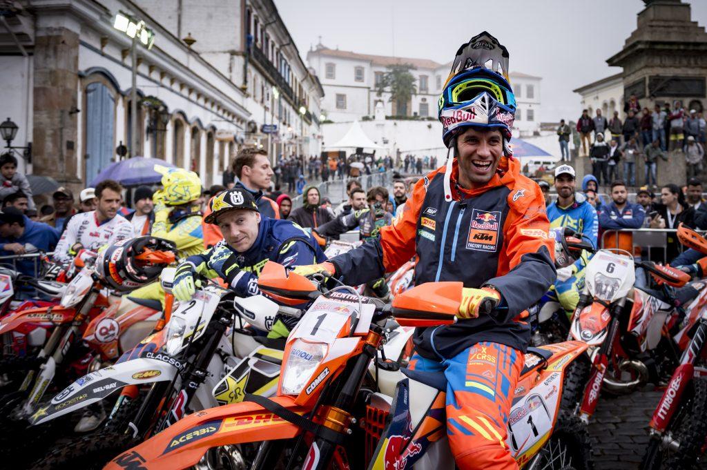 O espanhol Alfredo Gomez, atual campeão do Red Bull Riders, diz que modalidade tem ganhado adeptos aqui no Brasil