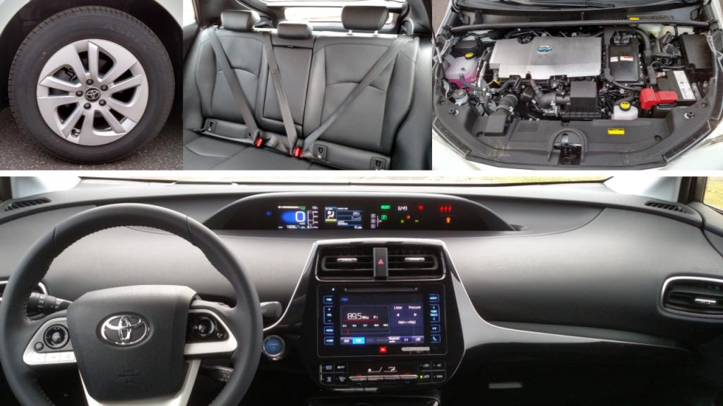 O painel é disposto em camadas com todos os comandos ao alcance da mão do condutor; motor híbrido prioriza a baixa emissão de poluentes