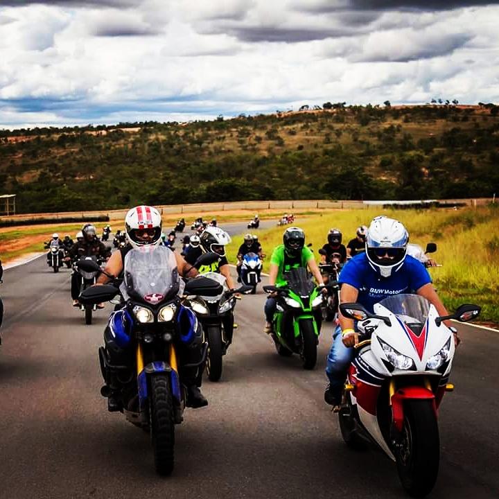 Está previsto também, na programação, o moto passeio pela pista do Circuito dos Cristais