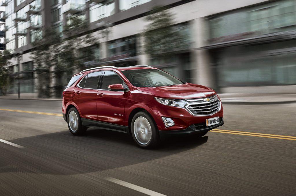 A GM vai importar do México uma única versão, equipada com motor 2.0 e câmbio de nove marchas