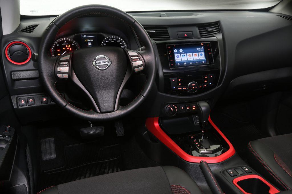 Nissan Frontier Attack Concept faz sua estreia mundial no Salão do Automóvel de Buenos Aires 2017