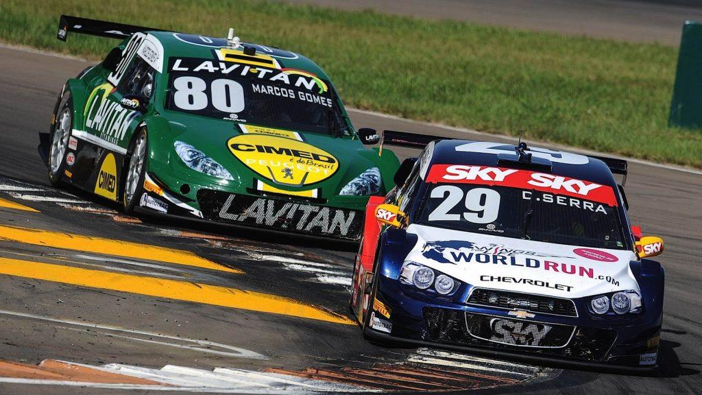 Daniel Serra lidera a Stock-Car Brasil com 16 pontos de vantagem sobre o segundo colocado na temporada