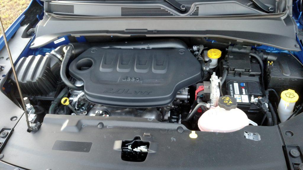 Motor 2.0 Tigershark tem bloco e cabeçote em alumínio, duplo comando de válvulas e variador de fase