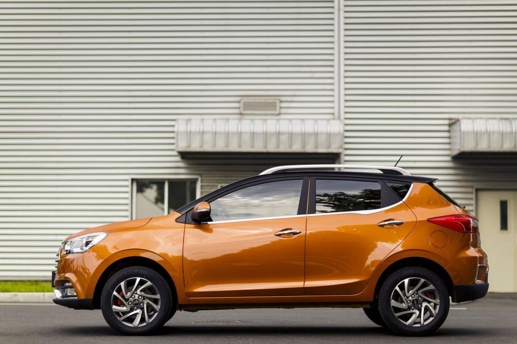 O novo SUV da Jac tem design feito por um estúdio italiano: desenvolvimento durou três anos