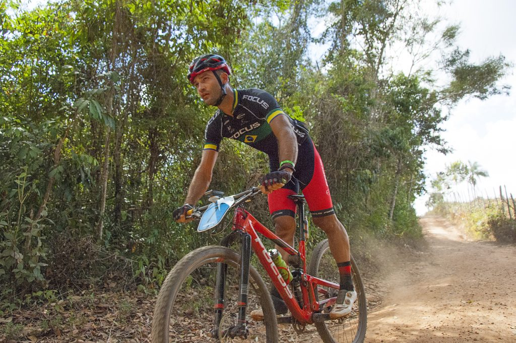 Halysson Ferreira, o grande campeão do Iron Biker 2017
