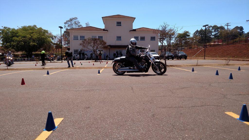 A ideia do curso Rider Civilian é fomentar um motociclismo mais prudente e realmente prazeroso