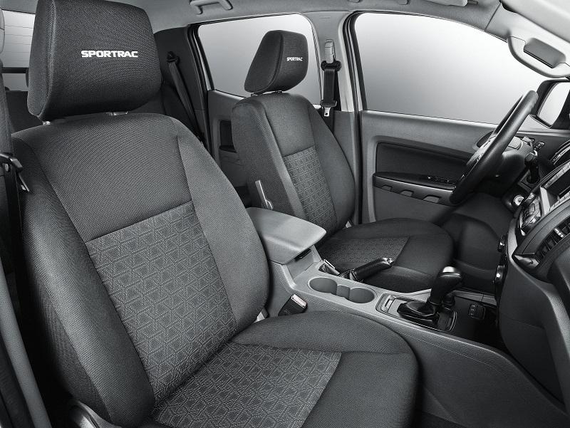 FordRangerSportrac2018-Interior
