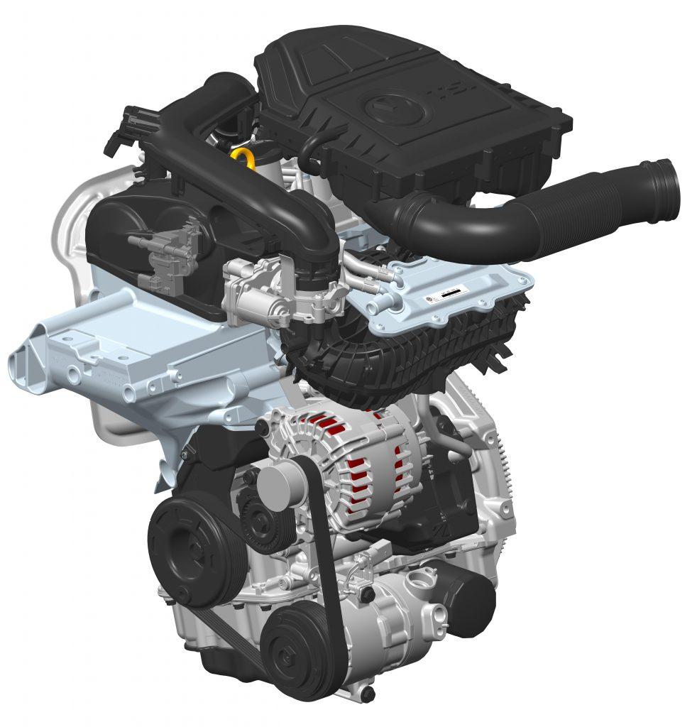 Novo motor 200 TSI