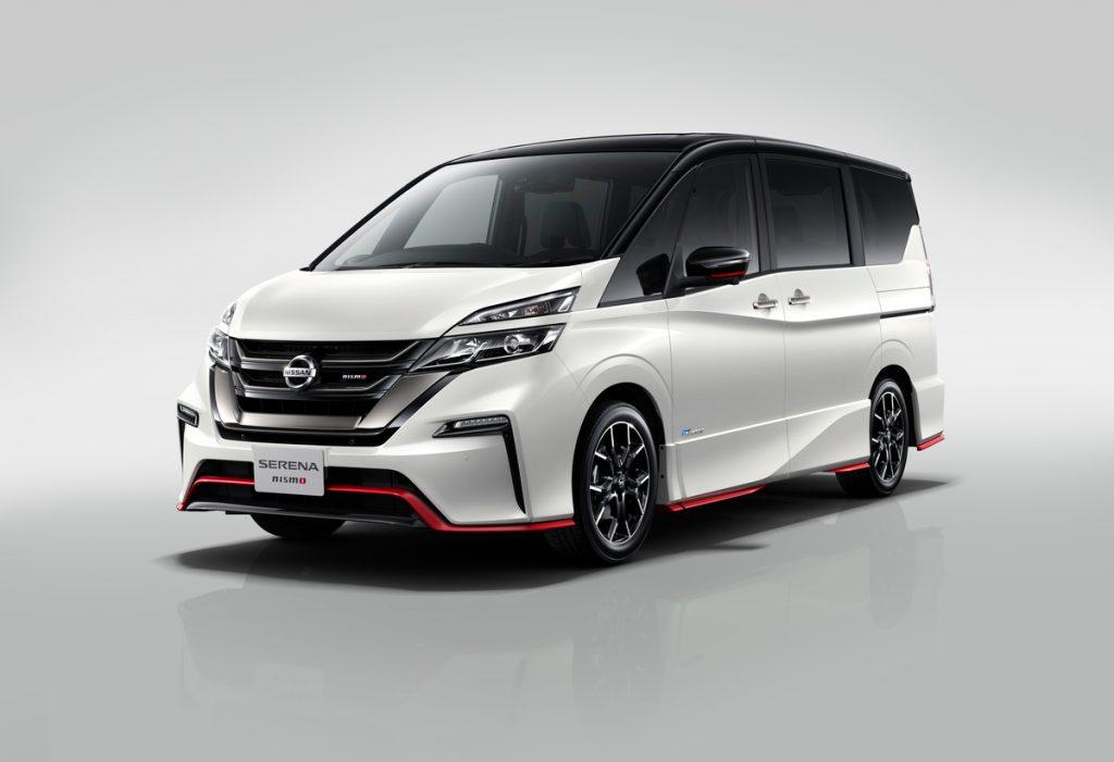 Nissan mostrará LEAF NISMO Concept e Serena NISMO no Salão de Tóquio 2017
