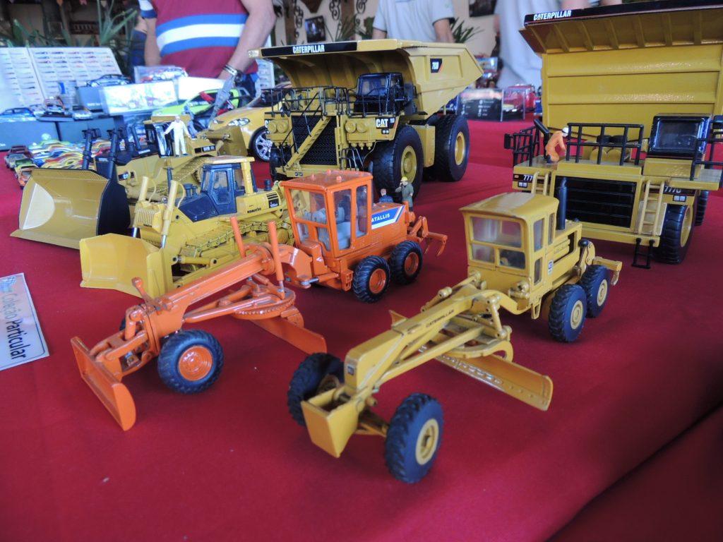 Máquinas de mineração em pequena escala estarão na exposição no Portal