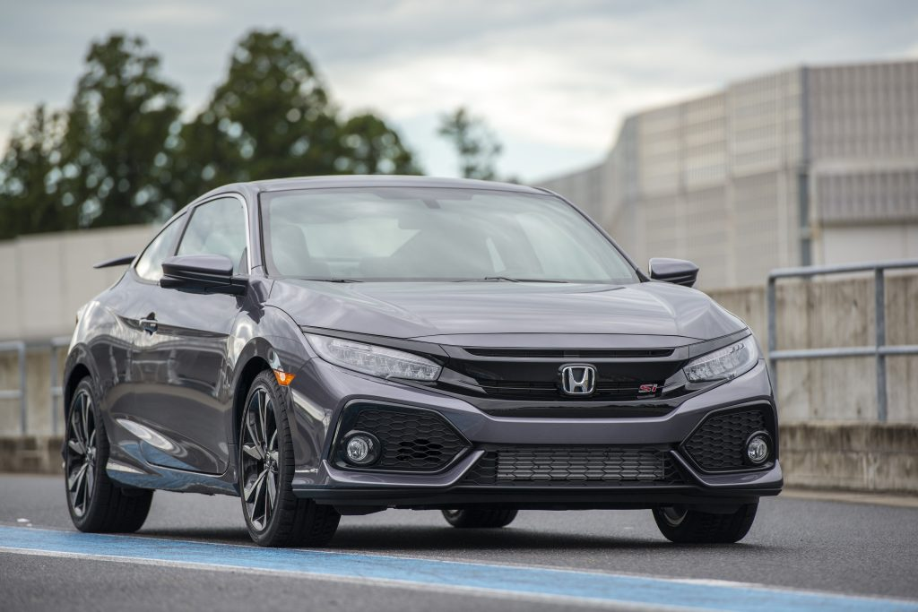 Honda Civic Si 3