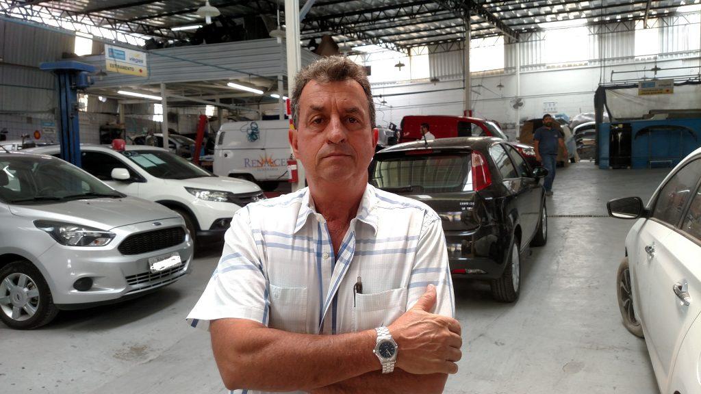 """Luis Eduardo Viegas, presidente da Assora-MG, disse que """"a falta de peças é um problema recorrente do setor e que isto atrasa consideravelmente os consertos"""""""