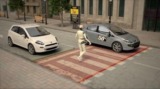 Amortecedores com 50% de desgaste aumentam em até 1,80m a distância de frenagem em uma velocidade de 60km/h (Foto: Monroe/Divulgação)