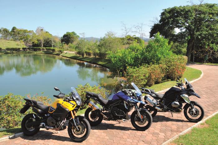 Os participantes serão convidados a serem jurados do concurso e escolher as melhores motos em nove categorias