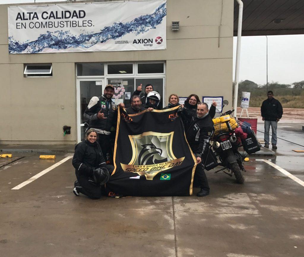 O Speed Bike Day organiza eventos até para o exterior: irmandade motociclística