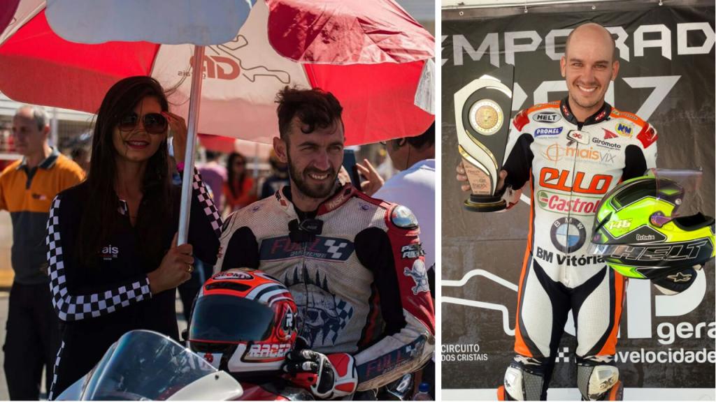 Os capixabas Fernando Guerra e Rodrigo Dazzi vão protagonizar a final do GP Gerais e brigam pela primeira colocação geral da temporada