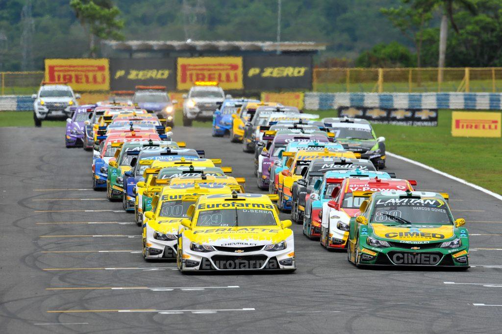 O Circuito dos Cristais sediou uma etapa da Stock Car em 206 e 2017