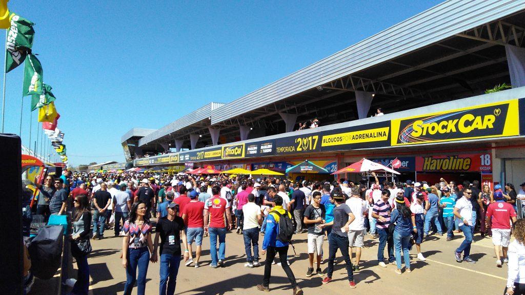 Etapa da Stock Car Brasil ano passado agitou o autódromo de Curvelo