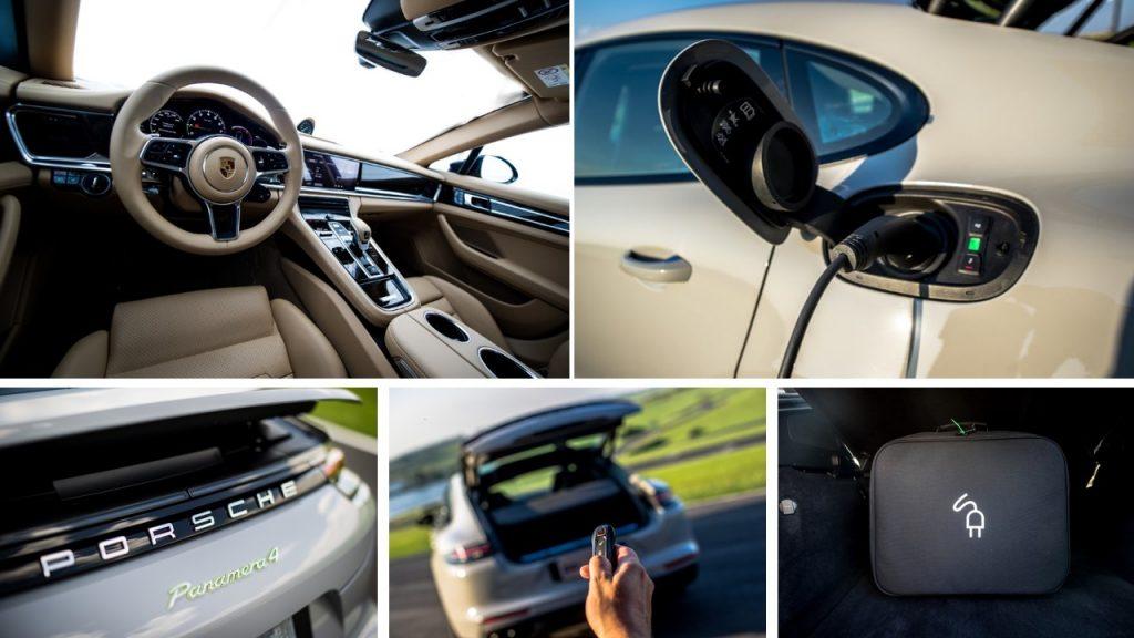 Para recarregar as baterias pode-se usar o sistema Plug-in ou pelo próprio carro durante desacelerações e frenagens
