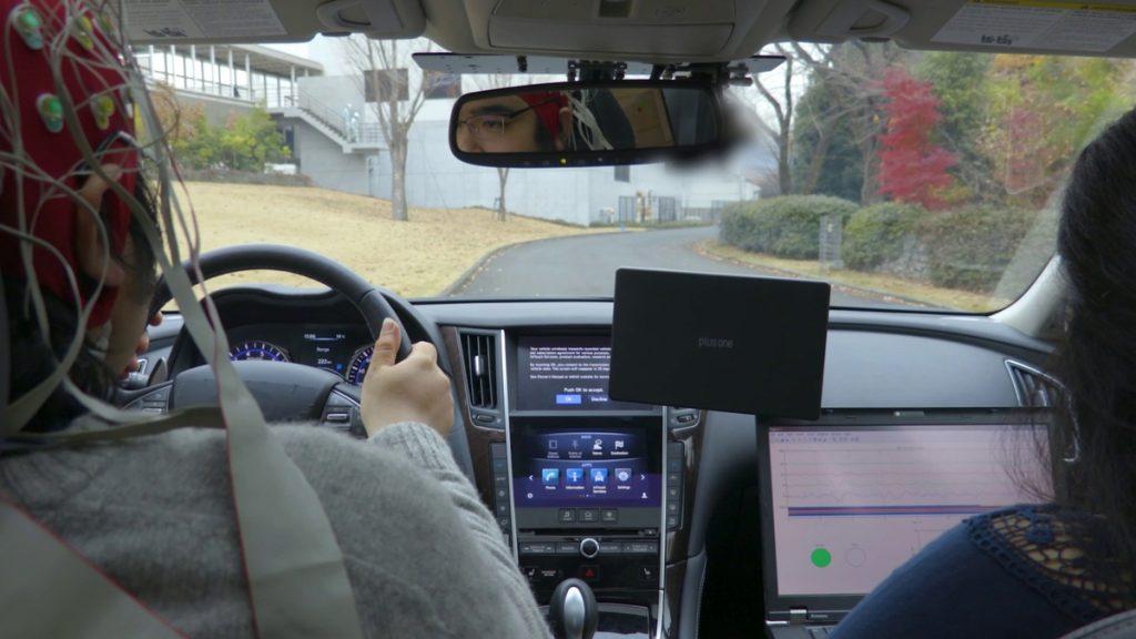 Nissan lança tecnologia que permite o controle do carro com a mente