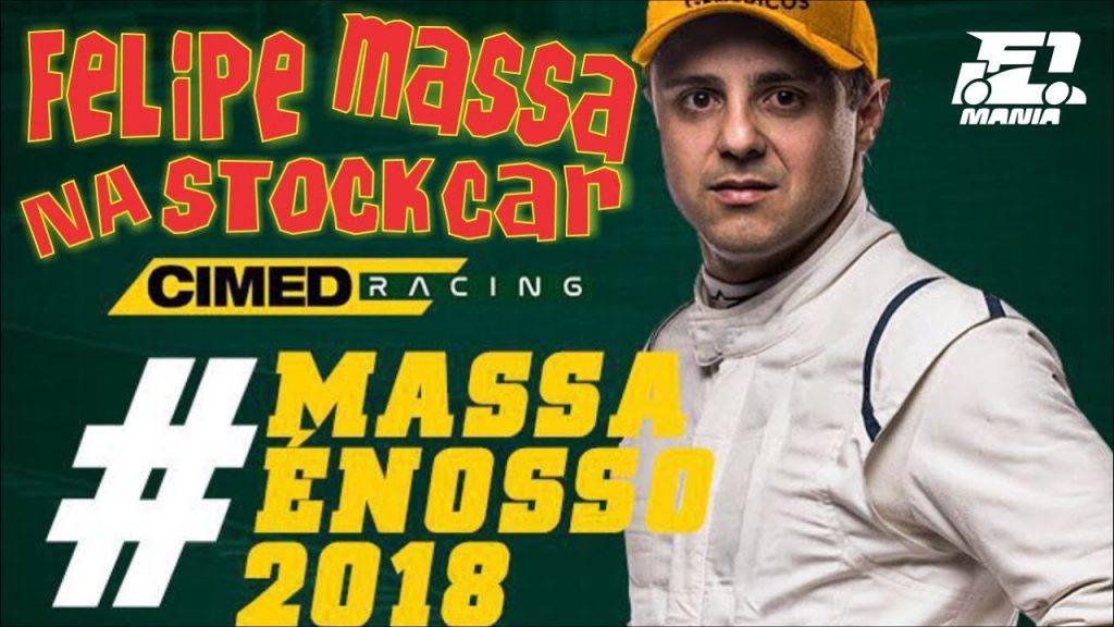O ex-piloto de Fórmula-1 Felipe Massa confirmou sua presença na categoria na temporada de 2018
