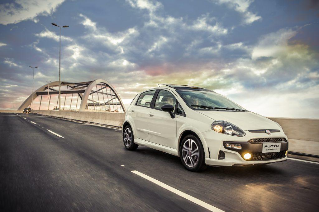 O fim da produção do Punto também faz parte da renovação da linha da Fiat