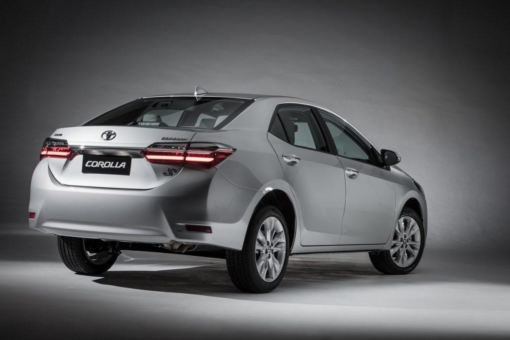 Corolla 2019 2