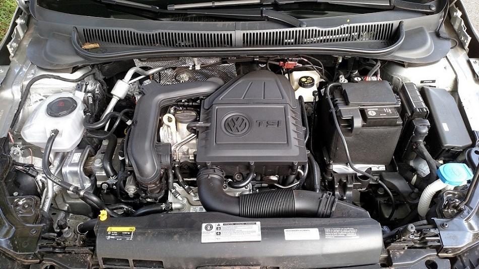 Teste VW Virtus 5