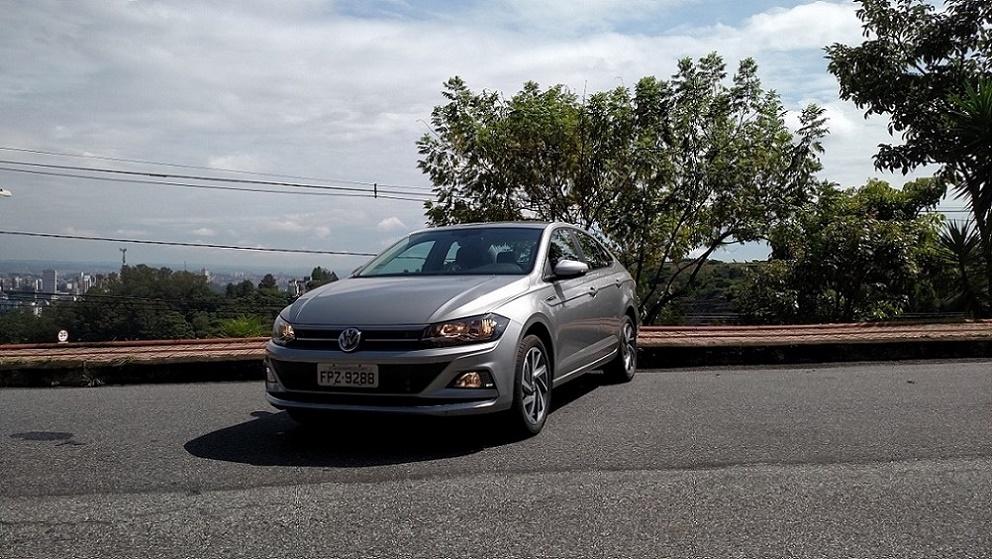 Teste VW Virtus 9