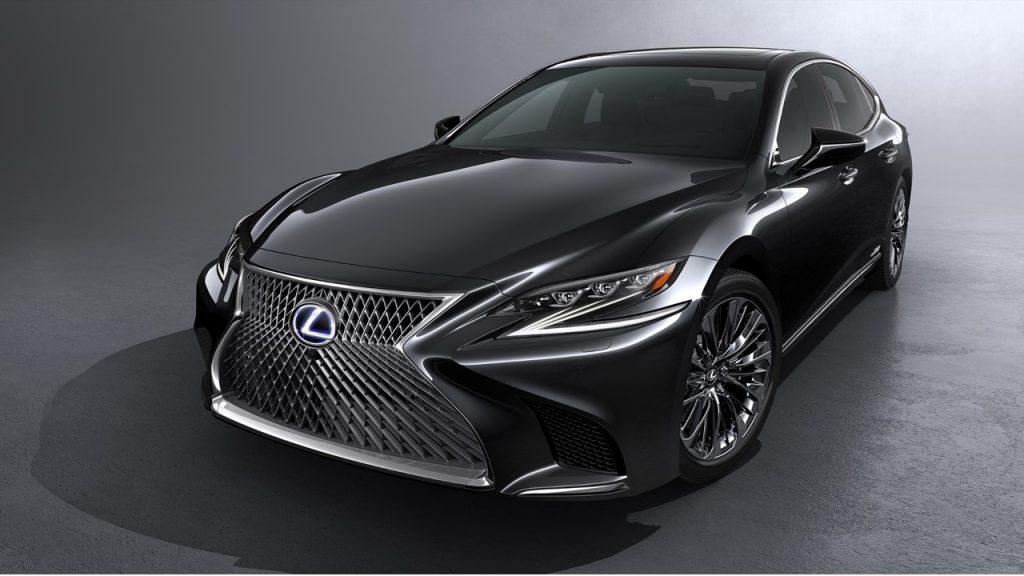 LS 500h, a principal novidade da Lexus no Brasil