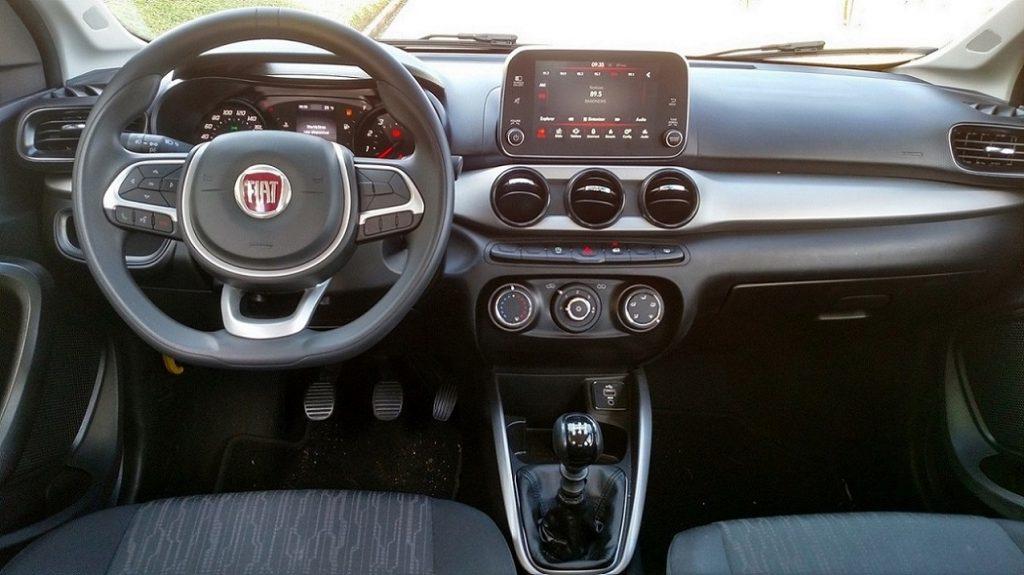 Teste Fiat Argo 1.0 4